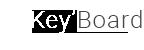 Keybox   Key'Board